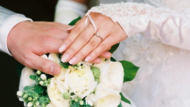結婚式のイメージ写真